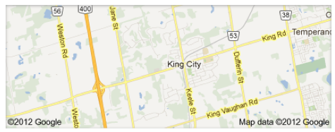 King City Ontario